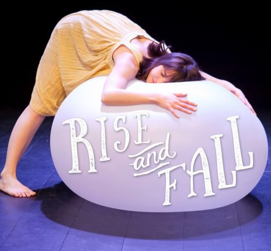 Rise and Fall by Page One Theatre (UK) and Five Stones Theatre (SG)