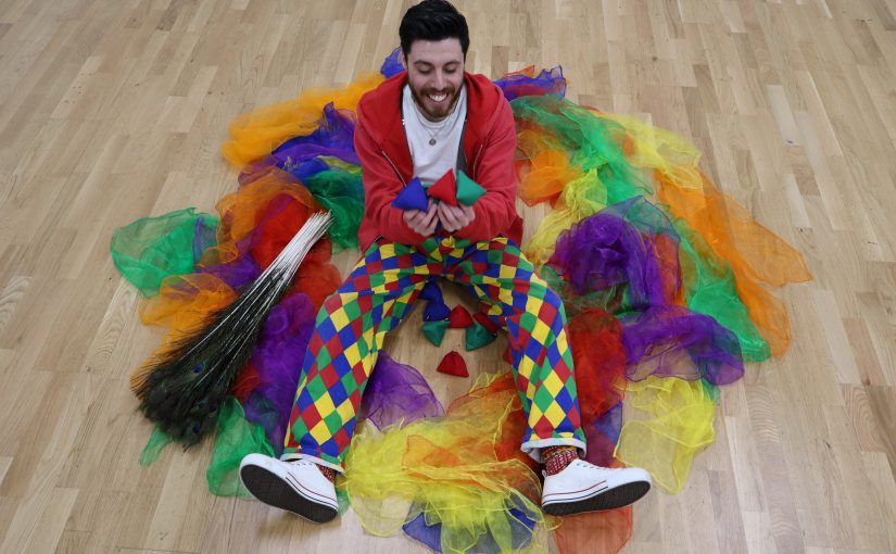 Out on Top Circus (Interactive Workshop) by Five Stones Theatre (SG/UK) – 20th & 21st July