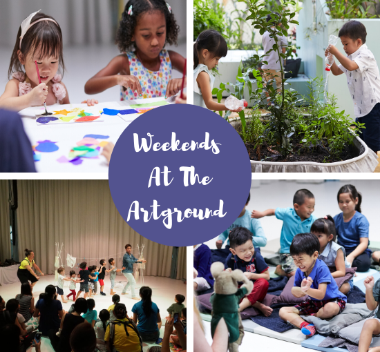 Weekends at The Artground